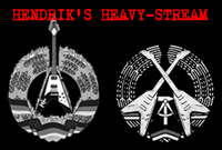 Die Homepage von 'Hendrik's Heavy-Stream'